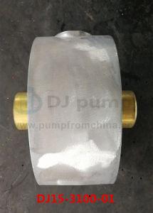Parentesi di alluminio Soporte intermedio Intermedio dell'acciaio inossidabile pp del DJ 15-3100-01