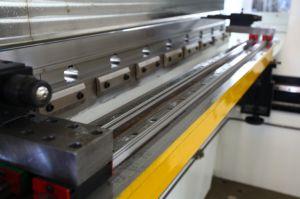 CNC Ysd Folha de ferro inoxidável automática de aço placa 100t dobradeira hidráulica CNC com Delem Da52