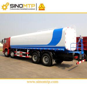 8x4/12Cnhtc HOWO rodas caminhão tanque de água com 380CV