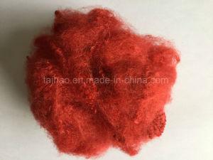 Fibra di graffetta di poliestere del tessuto del poliestere