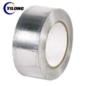 冷却装置および空気調節のアルミニウム自己/HVACのアルミホイルテープ