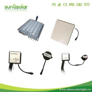 太陽エネルギーCCTVのカメラ100Wの太陽街灯