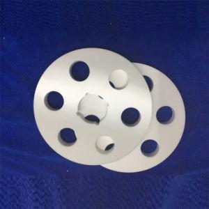 優秀な機械強さZro2のジルコニア陶磁器ディスク弁の漏出