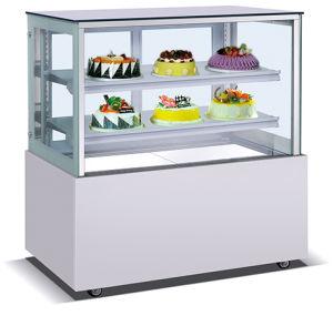 XL-1500b vitrine à gâteaux de gâteau, pain, de la pizza, le gâteau d'affichage, ce approuvé