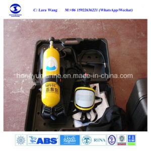 高性能のはめ込み式呼吸装置の (SCBA)空気マスク