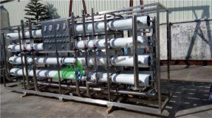 Chunke 30t planta de tratamiento de agua de ósmosis inversa.