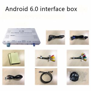 Voiture de l'interface multimédia Android de navigation GPS Navigator pour Ford pour Sony 3