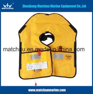 Homologação CE Marine 150n Pfd Casaco Vida insuflável automático