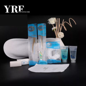Sapone di bagno bianco degli ingredienti di alta qualità per l'hotel promozionale