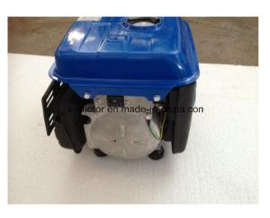 Tipo 950 dos tiempos motor de gasolina pequeño generador de gasolina de 650W