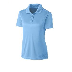 76f440d0f1 Escritório de mulheres camisas polo design uniforme
