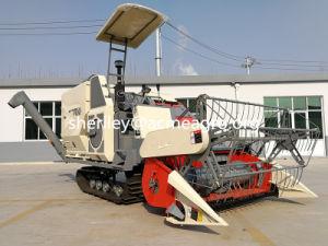 농업 장비 4lz-3.0 소형 밥 밀 결합 수확기