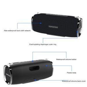 携帯用スピーカーのストラップが付いている無線BluetoothのスピーカーサポートTF USB FM