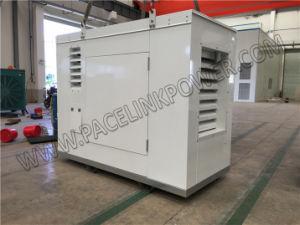 gruppo elettrogeno diesel insonorizzato alimentato Yanmar 12kVA con Ce/ISO
