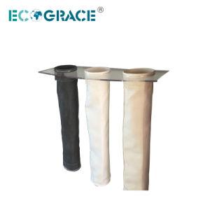 Filtro de alta temperatura pano de fibra de sacos do Filtro de Ar