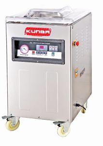 Comida de Alta Eficiência Kunba máquina de embalagem a vácuo com marcação CE