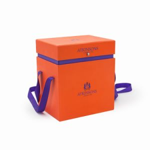 Eco Friendly Emballage Carton de papier personnalisé boîte cadeau
