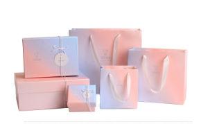 Contenitore di regalo, contenitori impaccanti di carta di spuntini variopinti dell'alimento, contenitore di regalo del cartone per natale