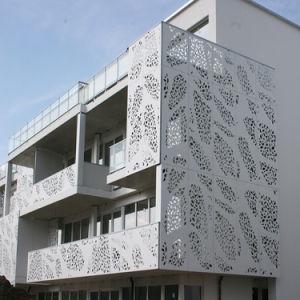 フォーシャンの工場アルミニウム外部の正面のクラッディング、ガラスカーテン・ウォール