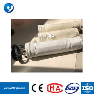 La Chine Les fournisseurs des filtres à sac pour le ciment de la poussière du filtre en fibre de verre Sac avec membrane en PTFE