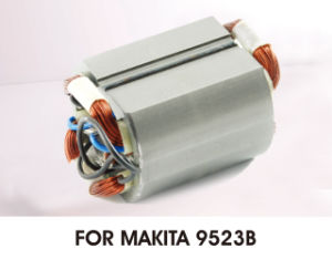 Outils d'alimentation rotor SHINSEN induits pour Maikita 9523b Meuleuse d'angle