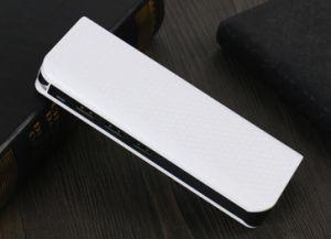 Cargador de móvil multifuncional 7500mAh Banco de potencia con la lámpara 2W plegable