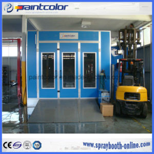 Австралийский Mixrooms Spraybooth Prepbay стандартов наивысшую краски стенд поставщика в Китае автомобильная краска печи для гаража магазинов