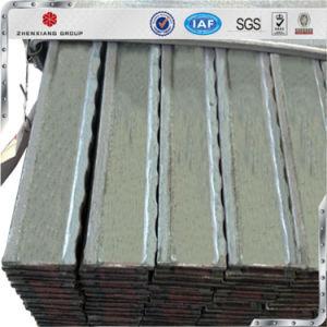 ASTM, AISI, En, DIN, JIS, Grating van het Staal van GB Materiële Staal Getande Vlakke Staaf