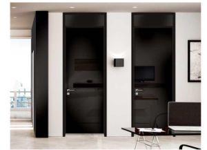 Modellen van deuren voor de moderne ontwerpen van de badkamers van