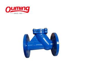 API de brida ajustable de acero inoxidable de giro de bola válvula de retención de flotación