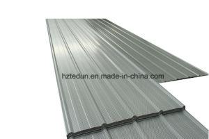Bref panneau de plafond en aluminium perforé