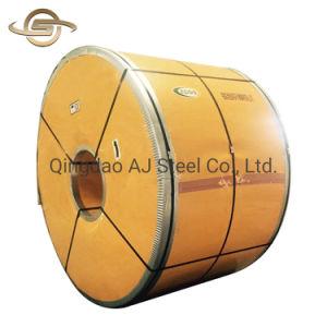 430 Acabado laminado en frío N° 4 bobinas de acero inoxidable INOX