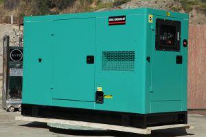 125kVA elektrischer leiser Dieselgenerator des Generator-100kw