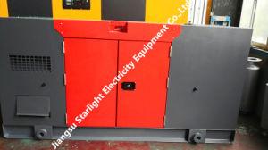 fornitore/fabbrica diesel stabiliti di generazione silenziosi del generatore di 50kw 62.5kVA Ricardo R4105zd