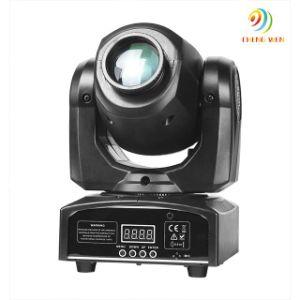 Gobos único LED 10W barato Mover punto de luz