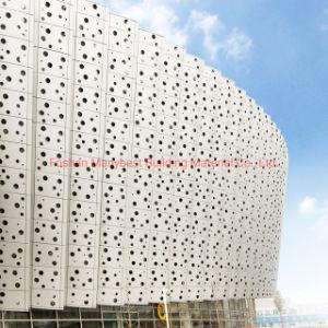 Personalizar panel de aluminio no estándar para las paredes o techos