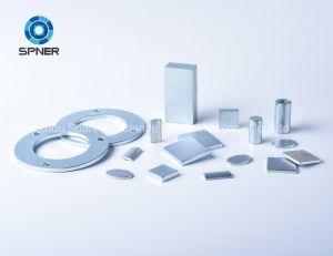 Aplicación industrial permanente fuerte imán de neodimio NdFeB/con el bloque, el anillo, el cilindro, de arco