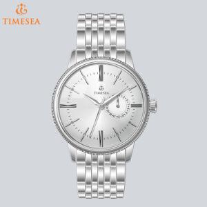 Vigilanza degli uomini del progettista del quarzo di alta qualità, orologio 72586 del quarzo