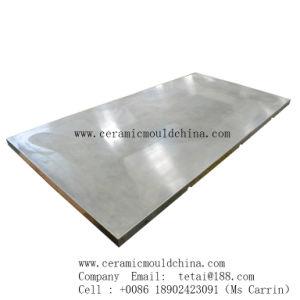 China Molde de cerâmica para 1000*1000 1 cavidades direitas