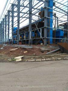 Het droge poeder is direct gekorreld, korrelingsmachine voor samenstellingsmeststof
