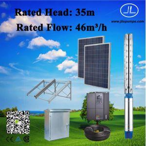 6-дюймовый 7.5kw солнечной погружение насоса системы, а также в сельском хозяйстве системы