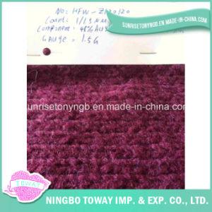 Merino Gostavas de lado o tricô lenço de Inverno de Fios de lã (HFW-Z120120)