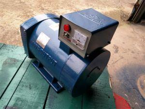 Электрическая мощность генератора St одна фаза