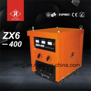 Máquina de soldadura do arco de Rectifer do silicone da série Zx6 (ZX6-500)