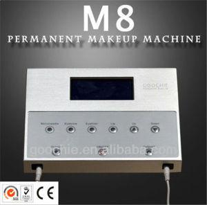 Goochieの常置構成の入れ墨M8機械