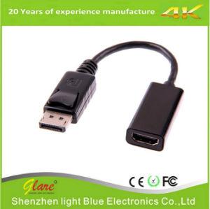 1080P de la fábrica de Dp Displayport a HDMI Cable Adaptador