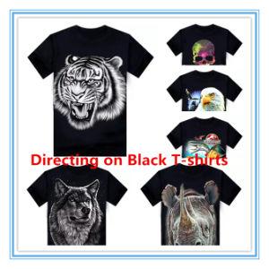 싸게 기계를 인쇄하는 의복 인쇄 기계 t-셔츠에 지시하십시오