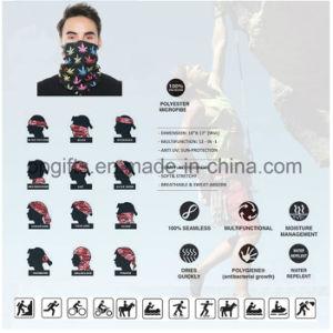 De promotie Sjaal Bandana van de Buis van de Hals van Headwear van de Sporten van Giften Multifunctionele Openlucht