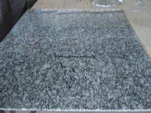 Los materiales de construcción China onda blanca para pisos de losa de granito o mosaico de pavimentación