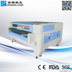 Selbstspeisensystems-Gewebe-Laser-Ausschnitt-Maschine